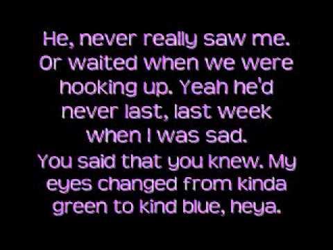 Lady Gaga - Again Again (lyrics on screen)