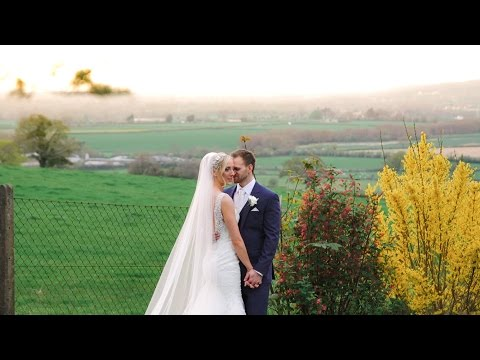 Coombe Lodge Wedding Videographer Bristol