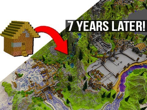 my-most-challenging-minecraft-project---7-years-later!