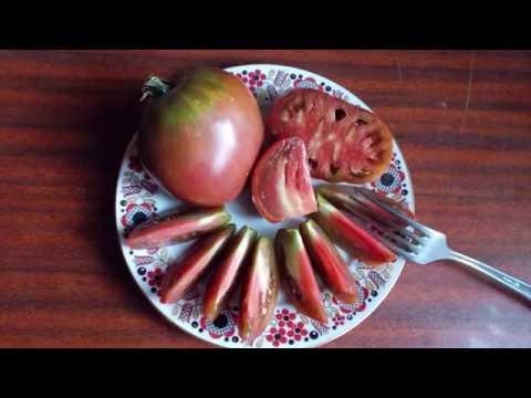 """Сорт томата """"Бычье сердце черное"""""""
