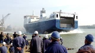 Lansarea navei NCV 1600 SIGRID Mp3
