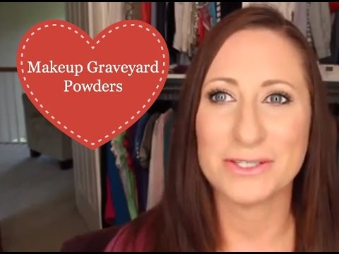 Makeup Graveyard Powders LisaSz09