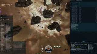 Eve Online Industry and Invention and Mining, Oh MY!