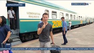 «ZO'R TV» в Каракалпакстане