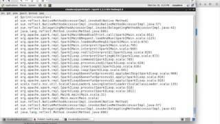 hadoop certification cca setup spark 1 2 1 on quickstart vm