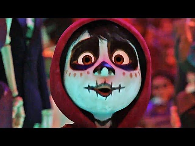 Coco SUPERCUT - all clips & trailers (2017)