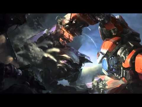 Mecha Zero Sion Login Screen Animation Theme Intro Music Song 【1 HOUR】