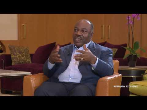 INTERVIEW EXCLUSIVE DU PRESIDENT ALI BONGO DU 24 09 2016