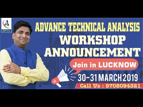 Workshop announcement | Technical Analysis in Stock Market | Lucknow| Agrawal Market Gurukul