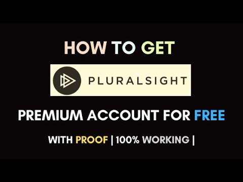 how to get pluralsight for free