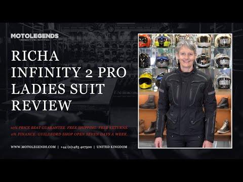 richa-infinity-2-pro-ladies-suit-review