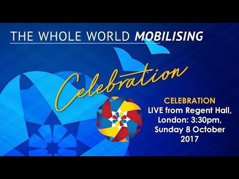 The Whole World Mobilising: Celebration