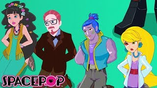 Let Freedom Ring | SpacePOP Season 7 Episode 9 | Kid Genius Cartoons