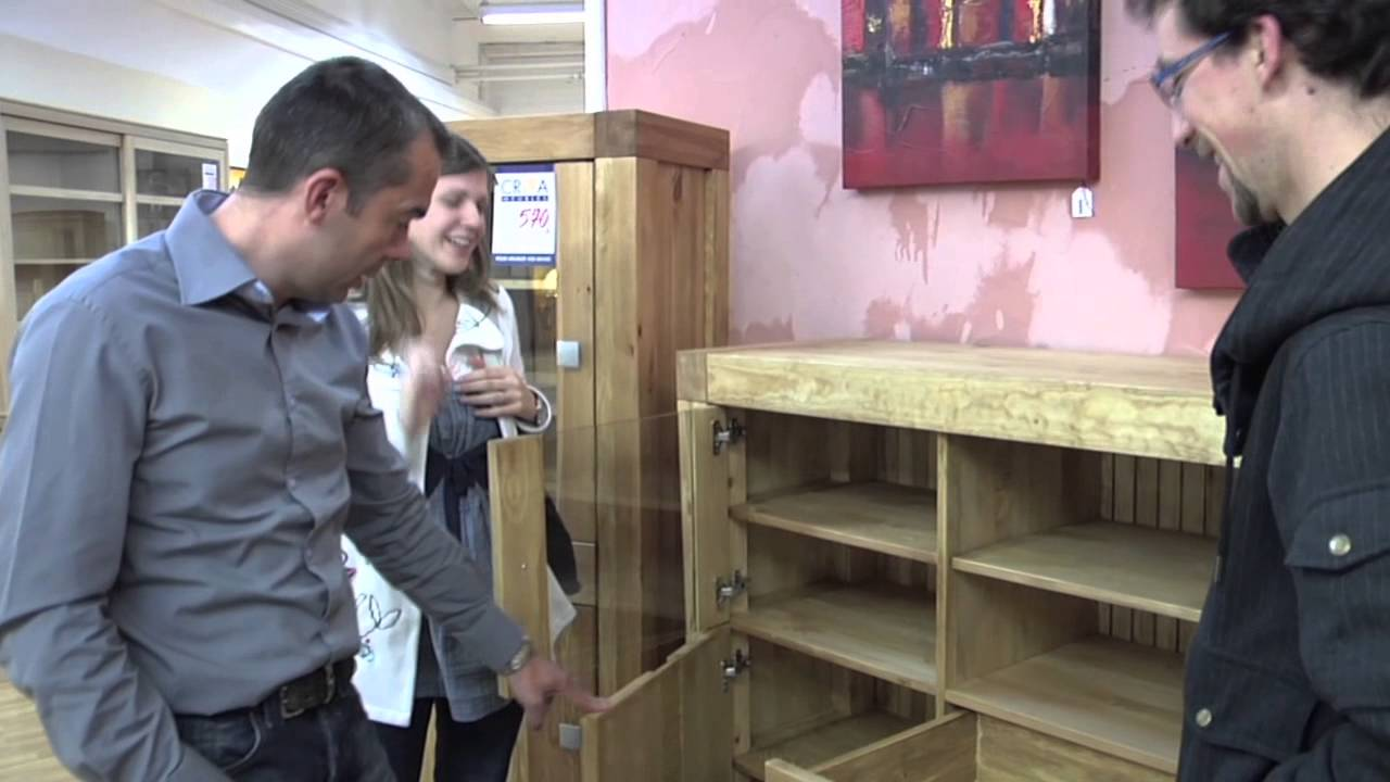 magasin crea meubles albi youtube. Black Bedroom Furniture Sets. Home Design Ideas