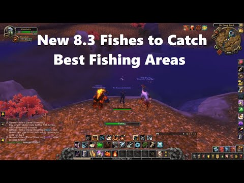 [Vale Invasion] Best Spots For Aberrant Voidfin & Malformed Gnasher | WoW Fishing Guide