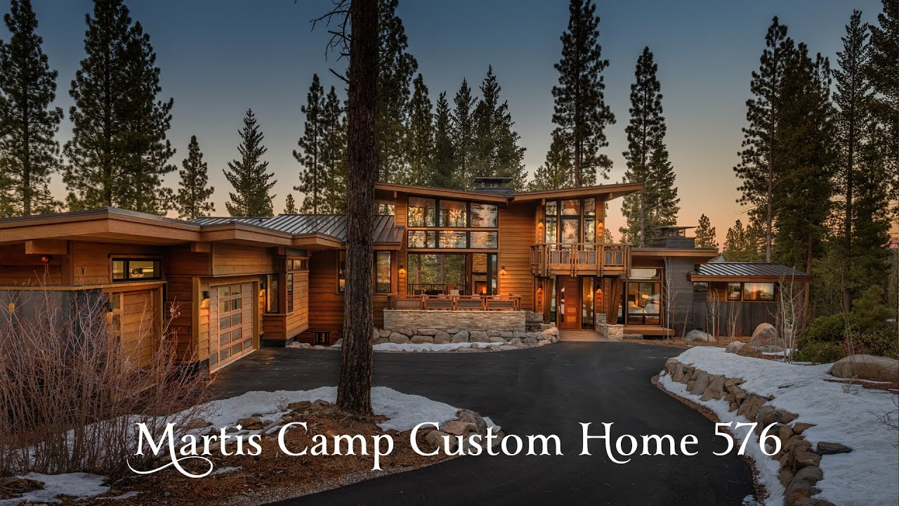 Martis Camp Custom Home 576 Sold Youtube