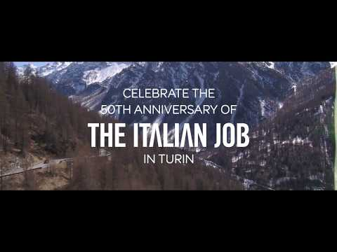 Plan your own Italian Job in Turin, italy