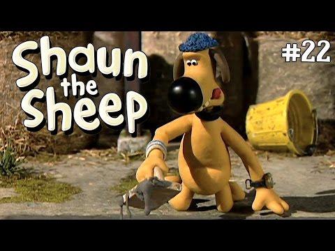 Shaun The Sheep - Hati Hati Bitzer [Bitzer Puts His Foot In]