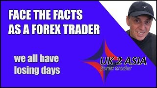 AND LOSING - How to trade forex 23 July 18