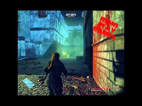 Remo Play Games / Pierwsze wrazenia z gry / Sniper Elite Nazi Zombie Army  