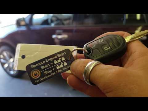 Multiple Ford Vehicle Plug & Play Remote Start Kit! EASY 20 MINUTE INSTALLATION!