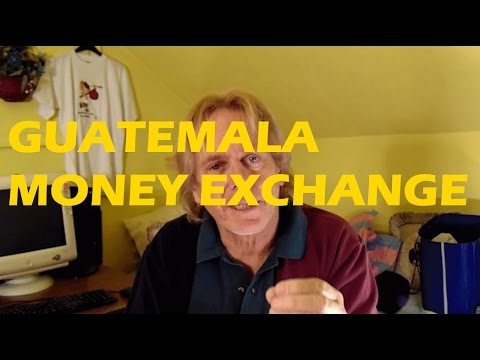 Bill Asked How To Exchange 100 Dollar In Guatemala Airport