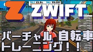 [LIVE] 【#Zwift】13回目 サイクリングが好きな仁志乃(にしの)です。#バーチャルYoutuber #Vtuber (仁志乃チャ