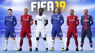 FIFA 19 CAREER MODE - BEST YOUNG PLAYERS!!!