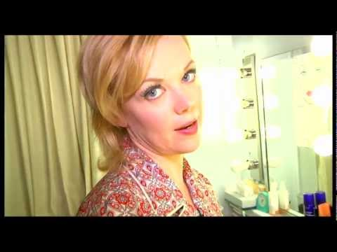 Emily Bergl s Off Art from Her Imaginary Children & More Backstage at