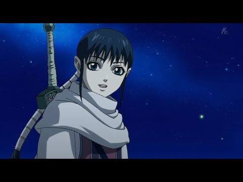 Kingdom (Anime) | Shin x Kyoukai | You are pretty cute, especially when you smile