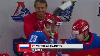 SHO 2020 Матч 2 Сочи Олимпийская сборная России U20 Обзор матча