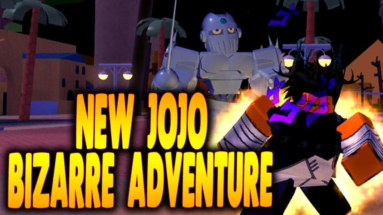 Roblox Jojo S Bizarre Adventure Games Are Bizarre Youtube Maine Plays A New Jojo Bizarre Adventure Game Troublesome Adventure In Roblox Ibemaine Youtube
