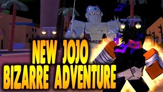 MAINE PLAYS A NEW JOJO BIZARRE ADVENTURE GAME | Troublesome Adventure in Roblox | iBeMaine