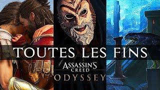 ASSASSIN'S CREED ODYSSEY - TOUTES LES FINS Famille/Culte/Atlantide/Secret