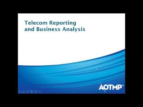 Telecom Reporting and Business Analysis
