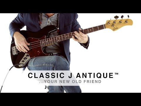 SUHR CLASSIC J ANTIQUE™ - ...YOUR NEW OLD FRIEND