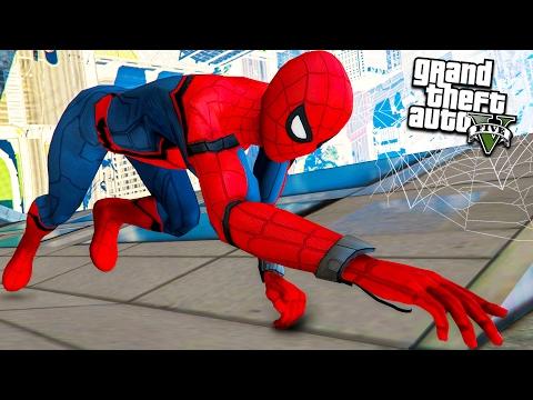Человек-Паук игры онлайн играть бесплатно