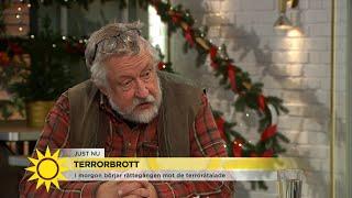 GW om terrorbrott i Sverige: