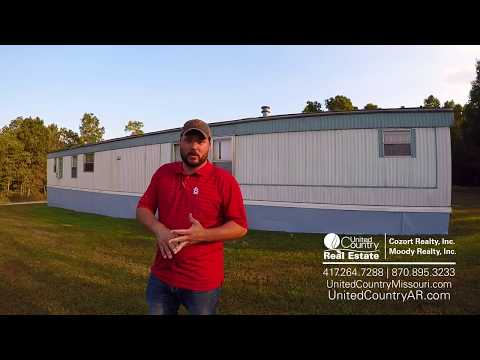 Home with Acreage for Sale in Alton, Missouri| United Country Cozort Realty, Inc.