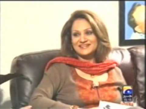 Altaf Hussain's Exclusive Interview with Bushra Ansari Part1