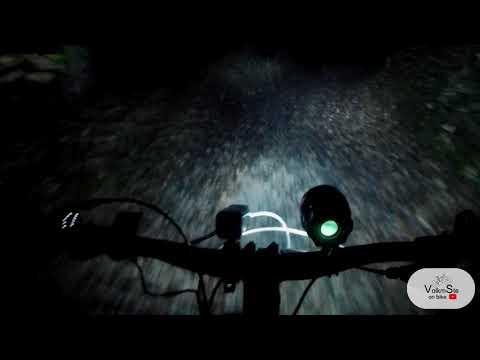JustRide@Night No. 3  Review meiner neuen Lampen von FIVEFIRE und LUNIVO