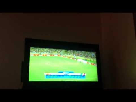 Italy vs Spain 7-6