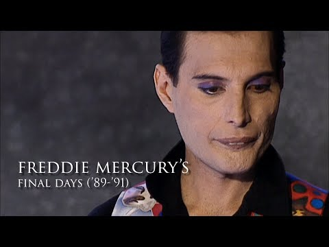 Freddie Mercury's Final Days - from Miracle to Innuendo