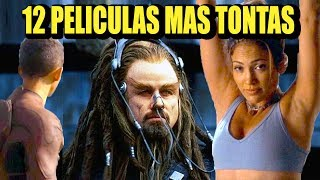 12 DUMBEST MOVIES EVER | Los 12 Mas