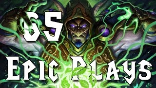 epic hearthstone plays 65