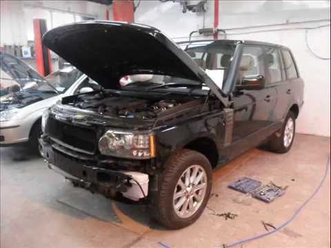 Range Rover , Crash Repairs