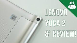 "Lenovo Yoga 2 8"" Tablet Review"