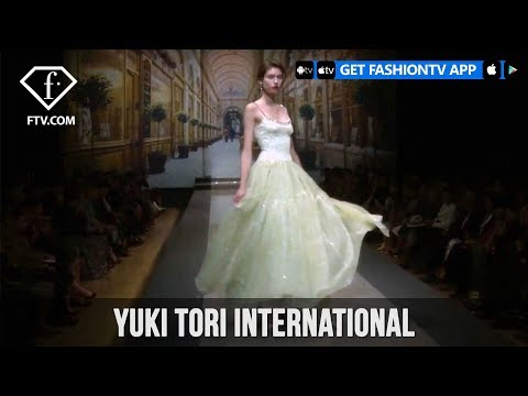 Tokyo Fashion Week Spring/Summer 2018 - Yuki Tori International | FashionTV