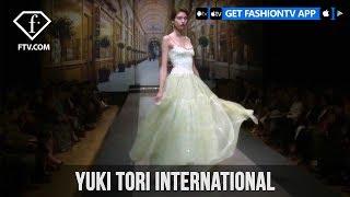 Tokyo Fashion Week Spring/Summer 2018 - Yuki Tori International | FashionTV
