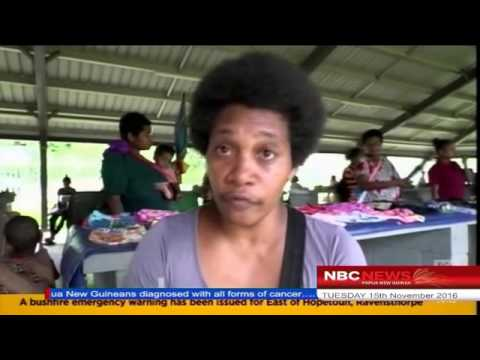 NBC Real PNG News_ Refugees On manus Island 15/11/16